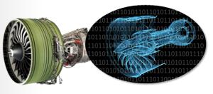 GE Digital Twin visualization