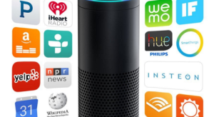 Amazon Alexa & services it can trigger!